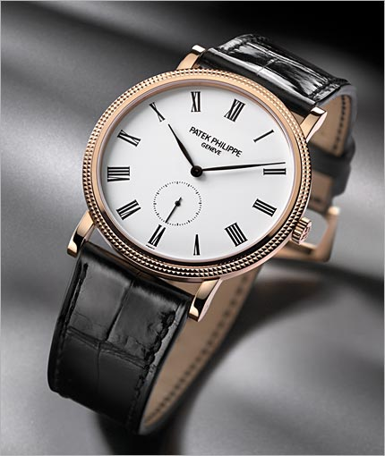 Patek Philippe 5119R Calatrava Top Replica Watch Review