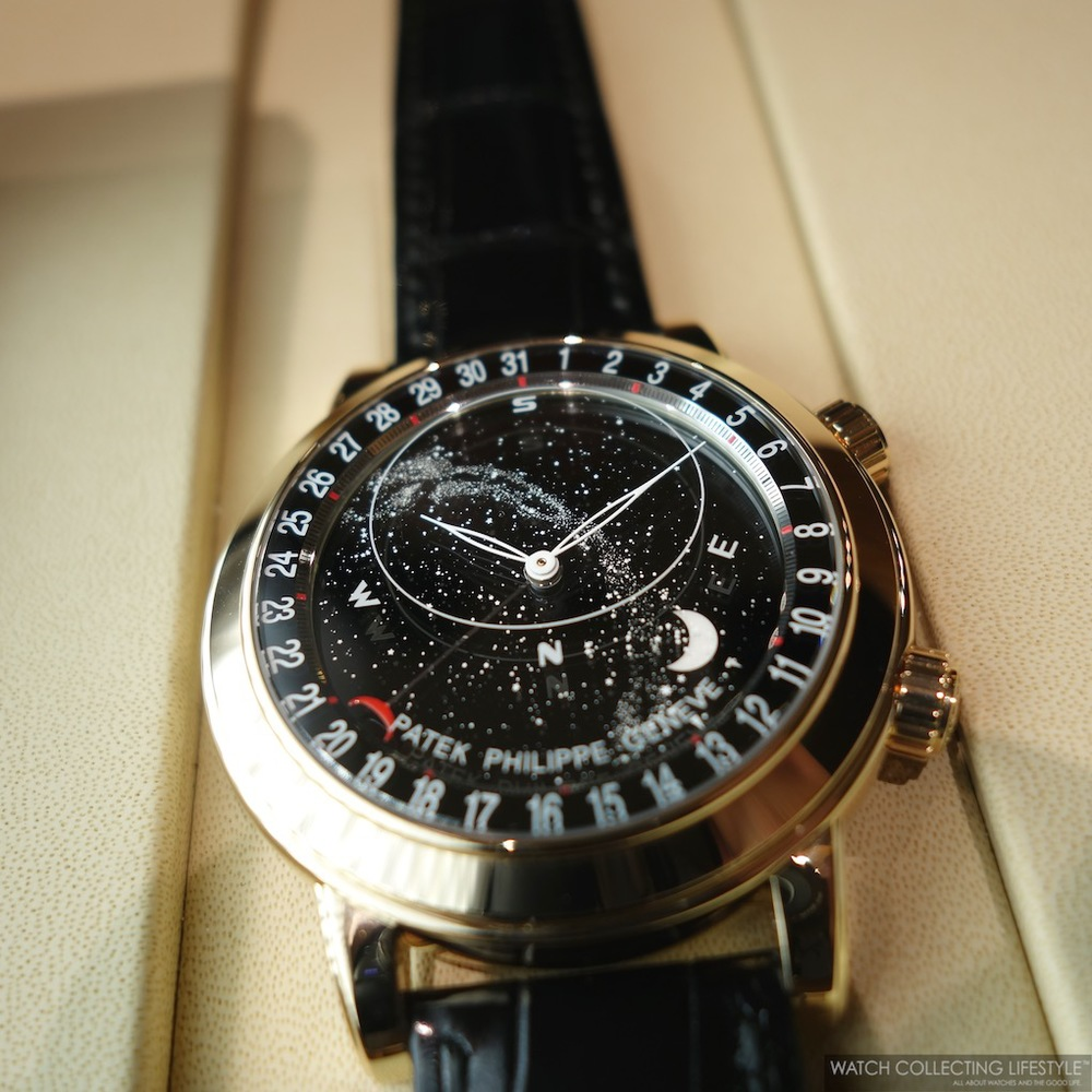 Insider: Patek Philippe Celestial ref. 6102R-001 Swiss Made Imitation Watches