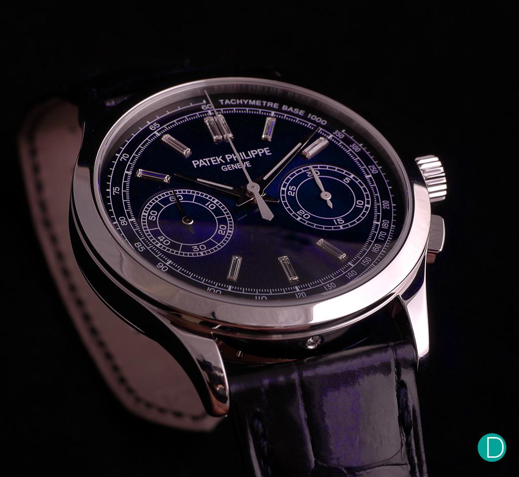 Patek Philippe Chronograph Ref. 5170P-001 Top Quality Replica Watches