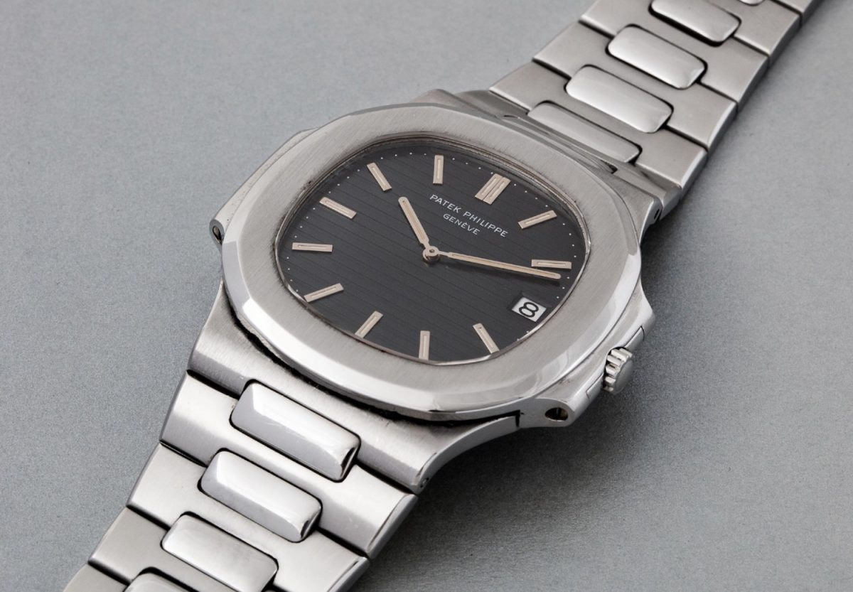 History of the Patek Philippe Nautilus Fine Imitation Watches, Part 1 — The Birth of an Icon, the 3700 (1976/1990)