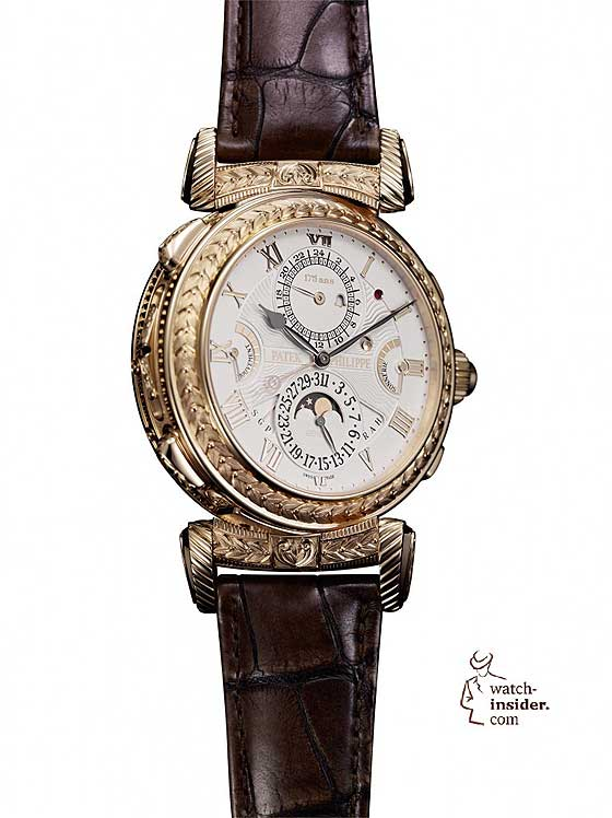Insider: The Grandmaster Chime and Other Patek Philippe 175th Anniversary High End Replica Watches