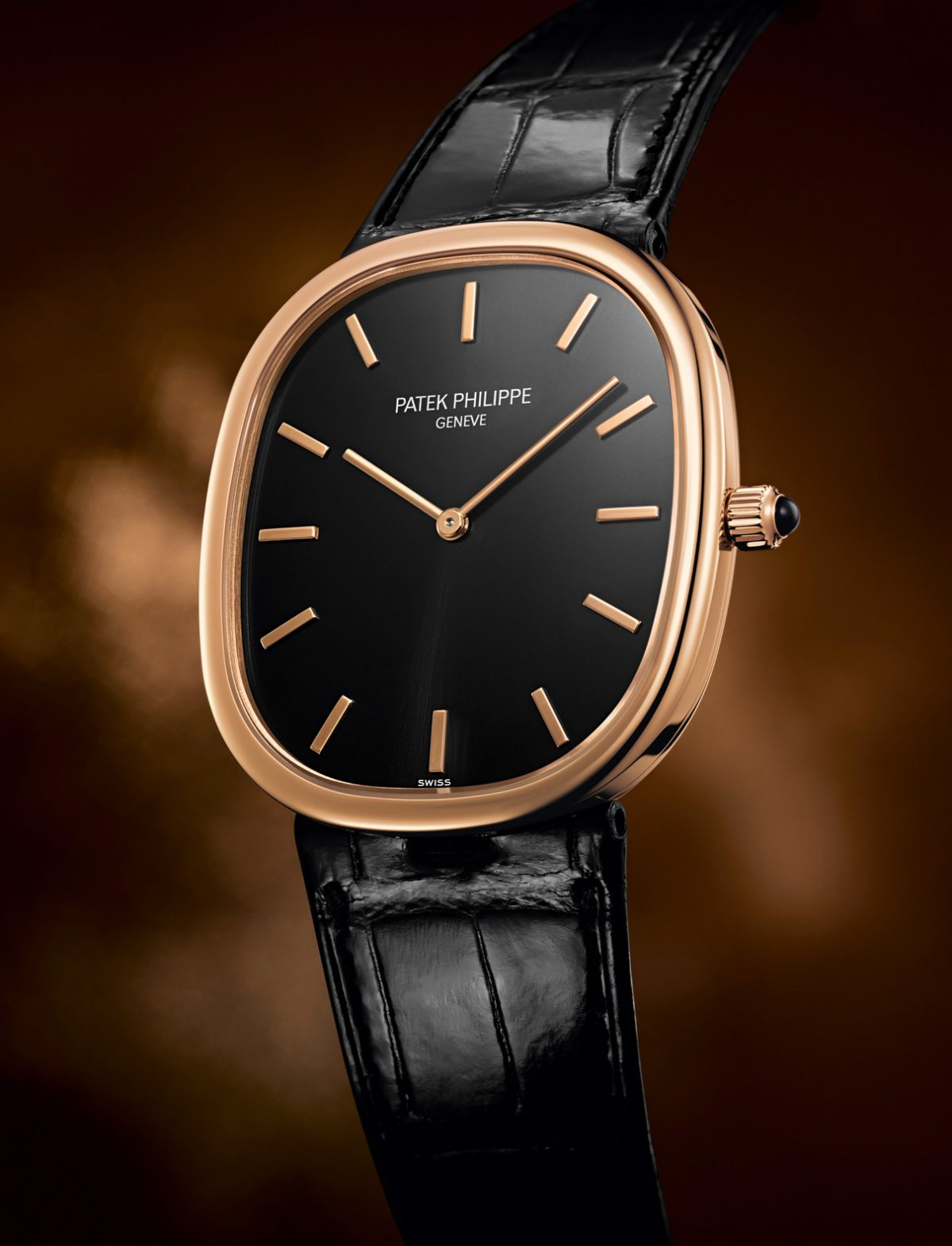 A Cult Classic Turns 50: Patek Philippe Golden Ellipse Replica Watch For Sale