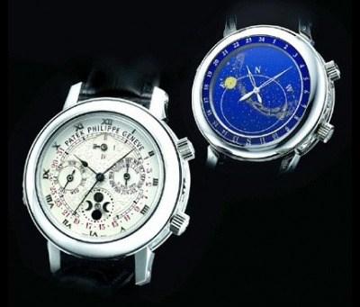Patek Philippe Sky Moon Tourbillon Ref.  5002 Exact Clone Watch Available On James List