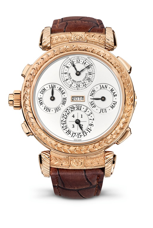 Presenting the Patek Philippe GrandMaster Chime: Ref.  5175 The Very Complicated Patek Wristwatch Exact Replica Watch