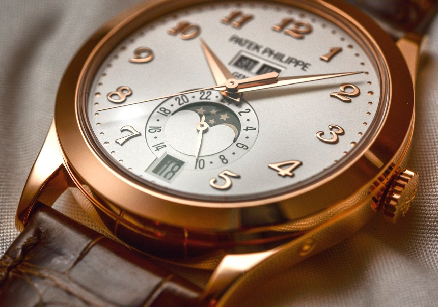 Patek Philippe 5396 Annual Calendar Moonphase Perfect Knock Off Watches Hands-On