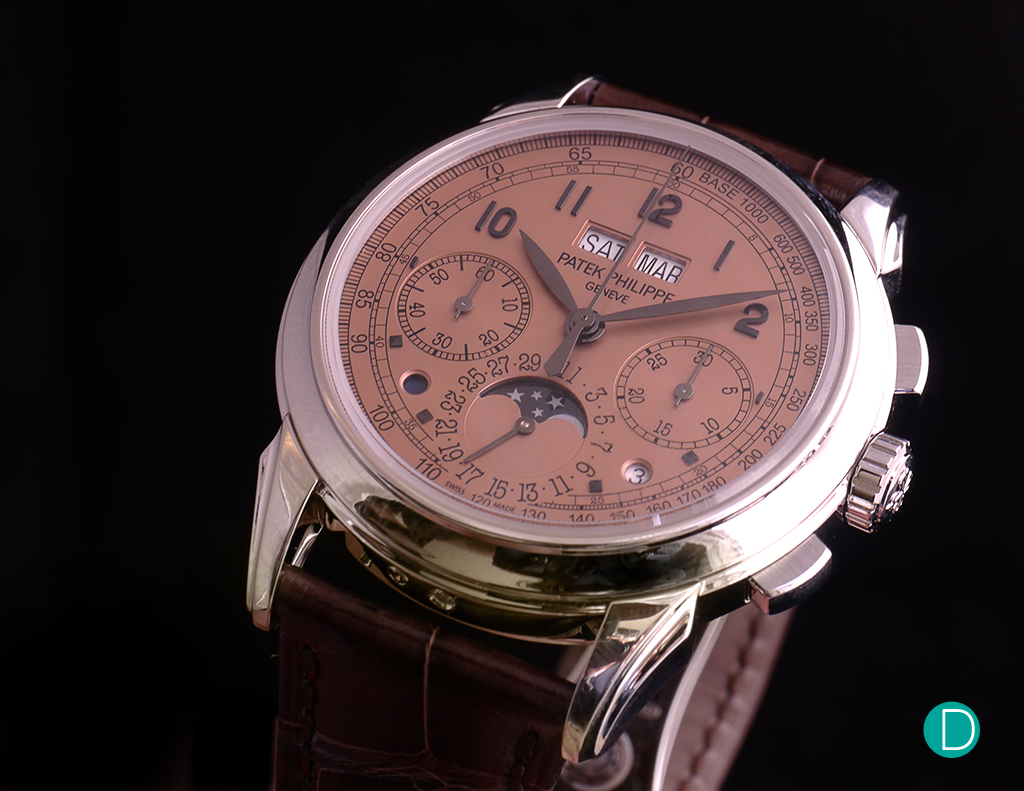 Patek Philippe Perpetual Calendar Chronograph Ref. 5270P-001 Swiss Movement Replica Watches
