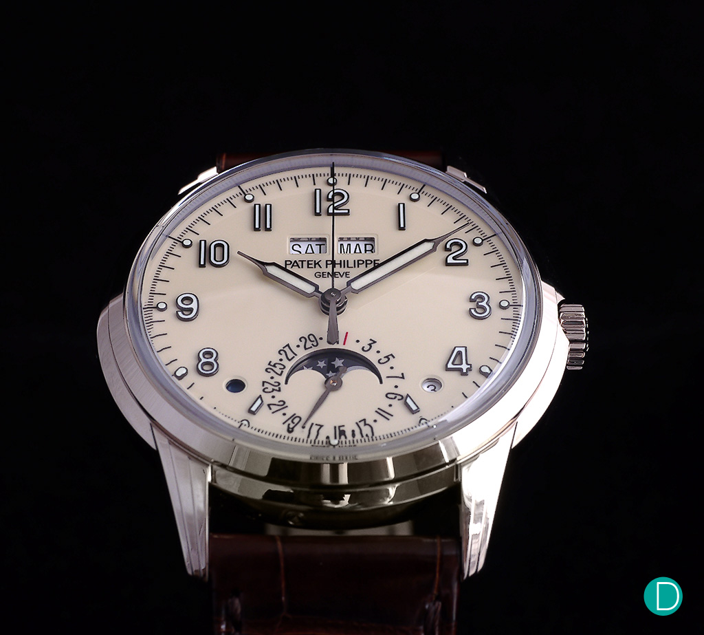 Patek Philippe Perpetual Calendar Ref. 5320G Very Cheap Replica Watch