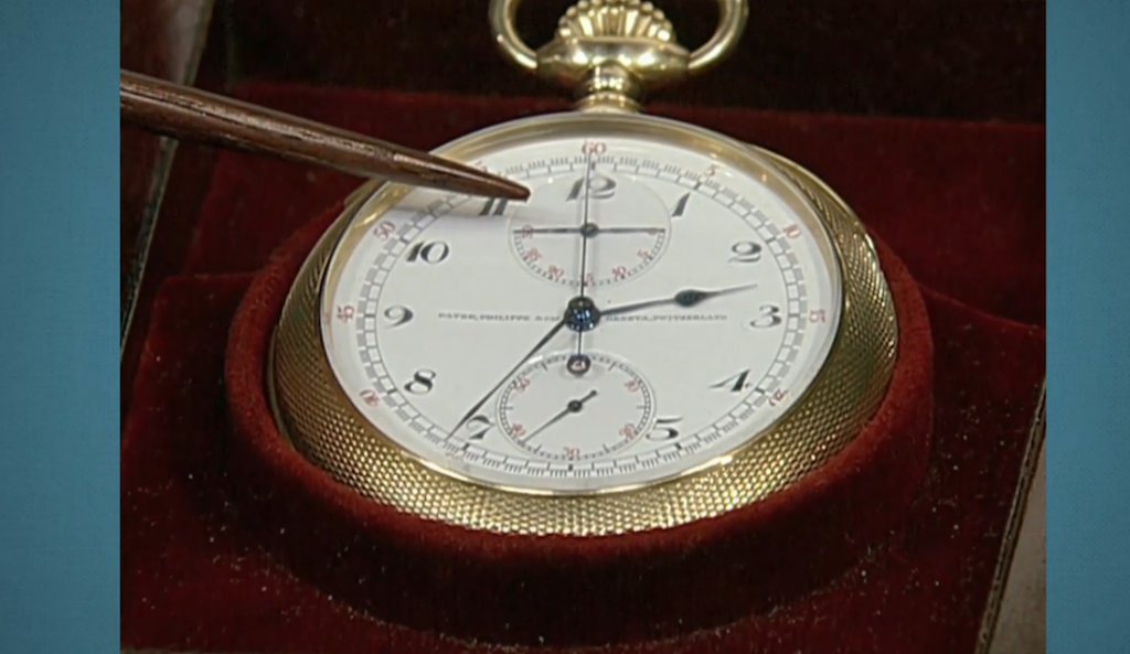 One Complicated Patek Philippe Pocket Perfect Imitation Watches Out Of The Us Antiques Roadshow In 2018