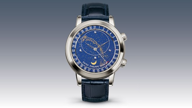 Celestial Clockwork: The Patek Philippe 6102 Celestial Moon Age Fine Clone Watch