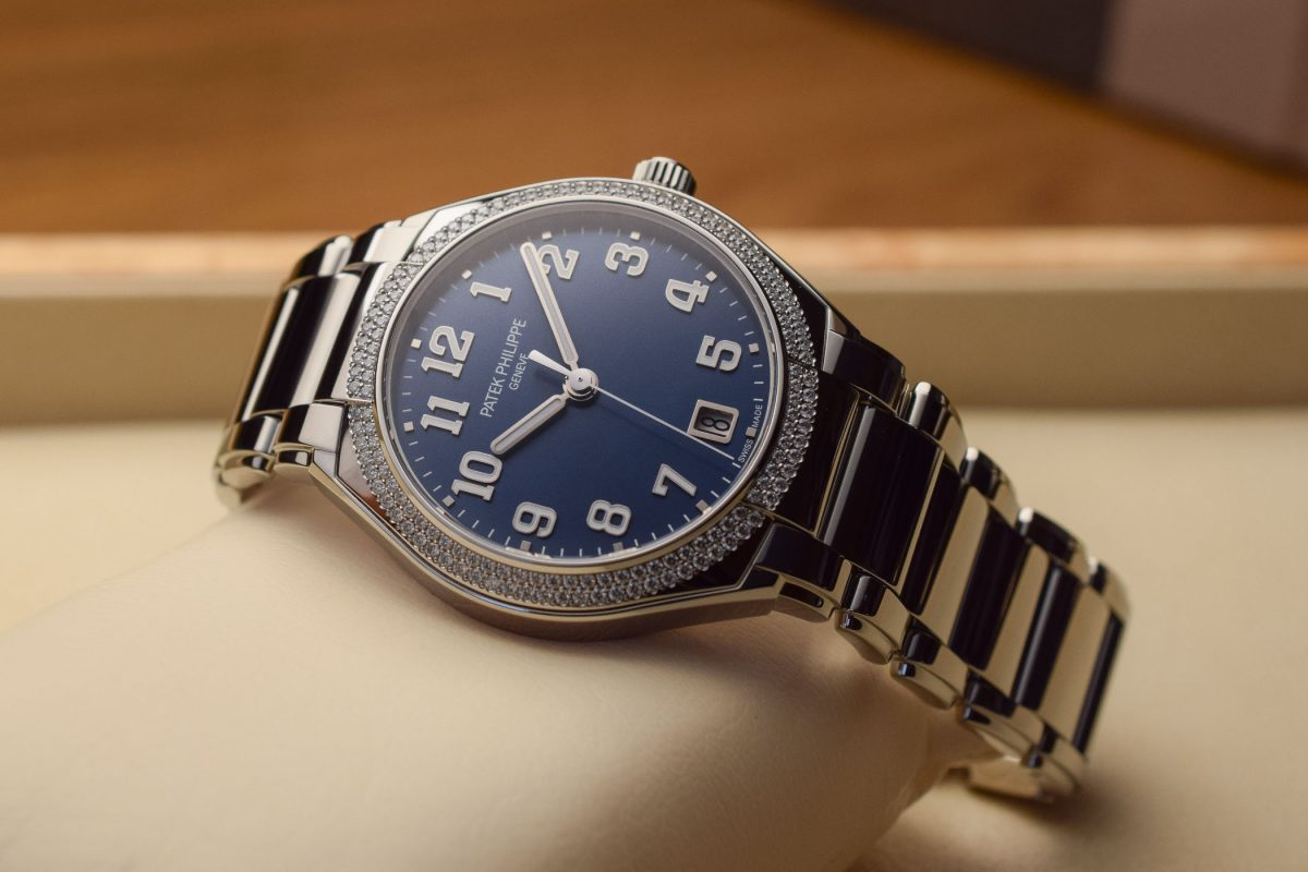 Patek Philippe Twenty~4 Automatic Quality Replica Watches Review — A Woman's Take on Patek's Latest Creation