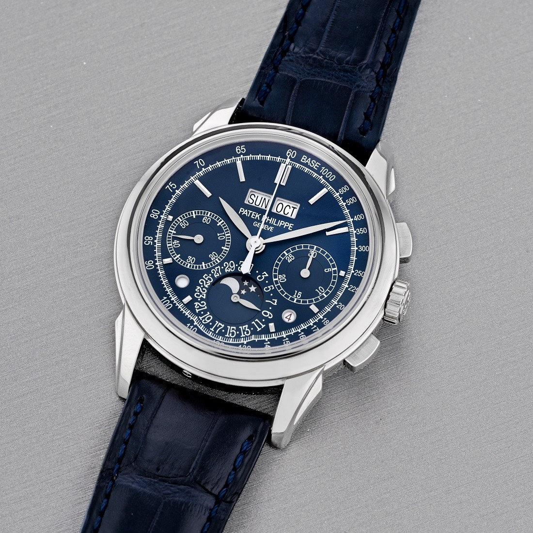 Once a Lifetime: Christie's Vintage Patek Philippe Selling Exhibition Swiss Made Replica Watches